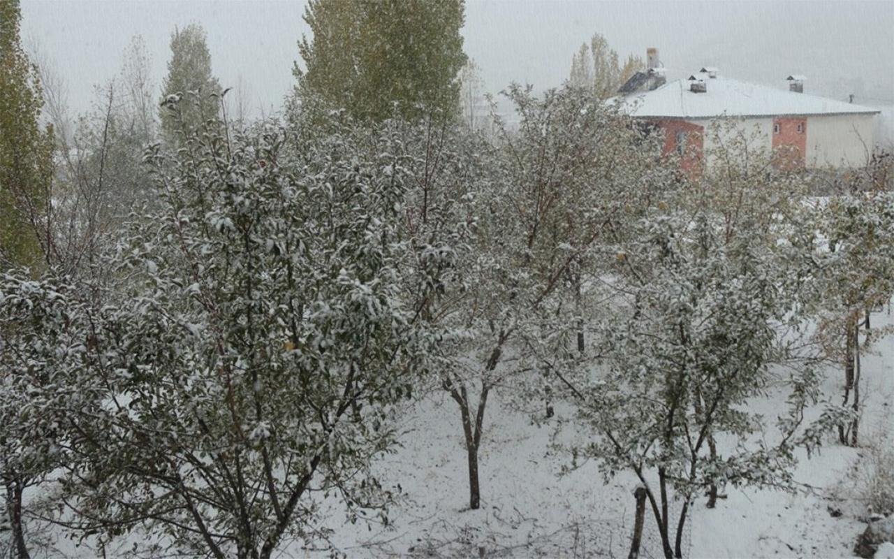 Meteoroloji bölge bölge uyardı: Kar bekleniyor