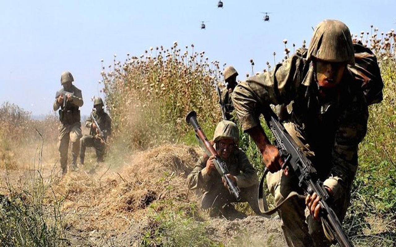 Milli Savunma Bakanlığı:4 PKK/YPG'li terörist etkisiz hale getirildi