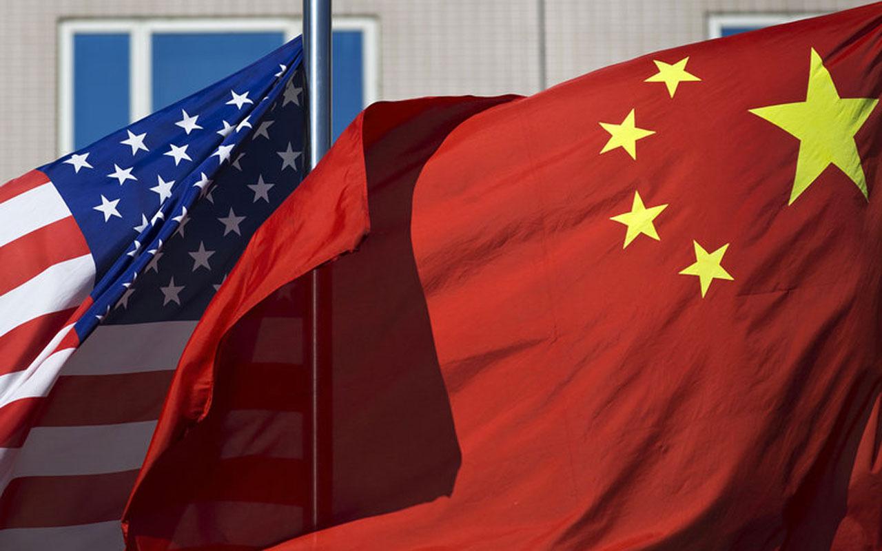 Çin 4 ABD'li STK yetkilisine yaptırım uygulayacak