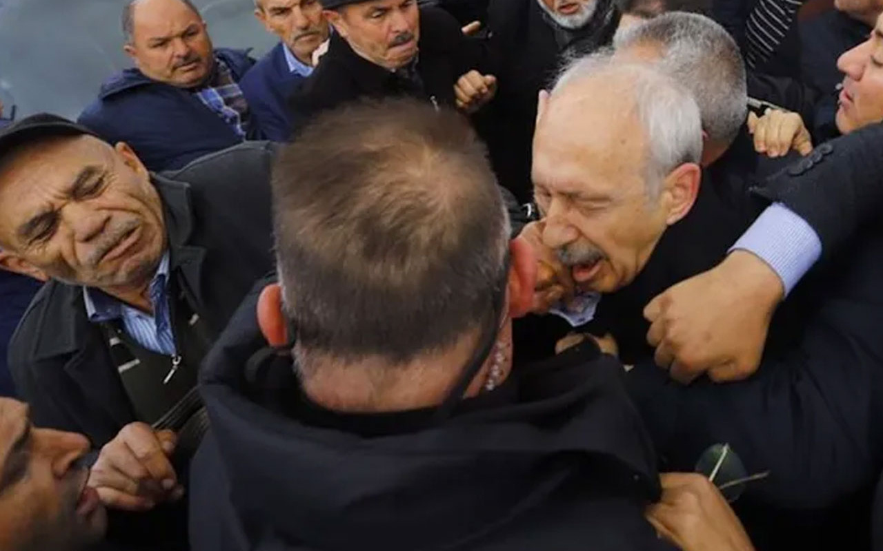 Çubuk'ta Kemal Kılıçdaroğlu'na yumruk atan sanık: Unuttum, çok zaman geçti