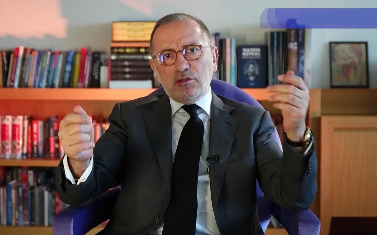 Fatih Altaylı'dan tepki: Büyük bir palavra, yasak masak yok