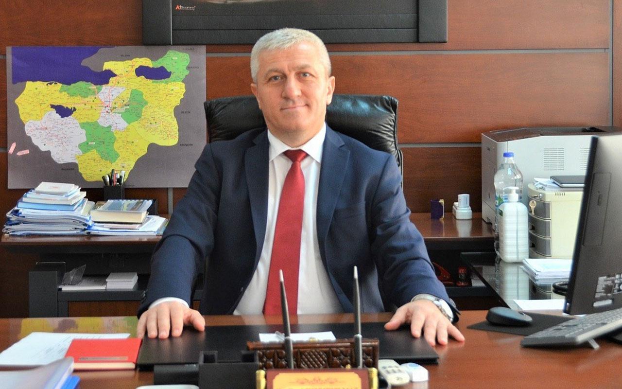 Bursa Sağlık Müdürü Dr Fevzi Yavuzyılmaz 'kul hakkı' dedi şahit olduğu olayı anlattı