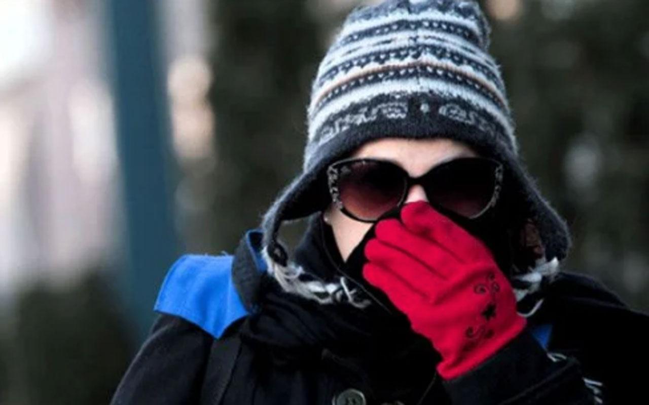 İstanbul'da bugün hava buz kesecek! Kar Edirne'den giriş yaptı