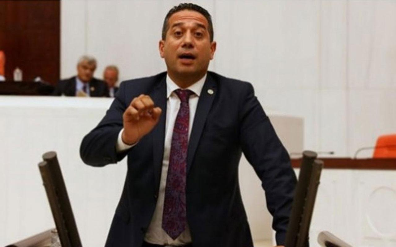 CHP'li Ali Mahir Başarır rezaletinde sor perde!