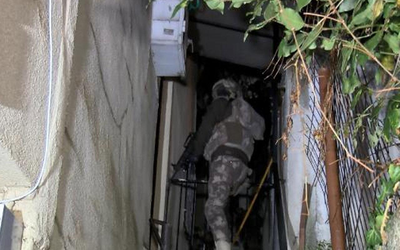 İstanbul'da uyuşturucu operasyonu! Çok sayıda şüpheli gözaltına alındı
