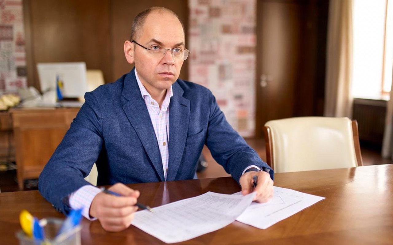Ukrayna Sağlık Bakanı Stepanov isyan etti ve Türkiye'yi örnek gösterdi