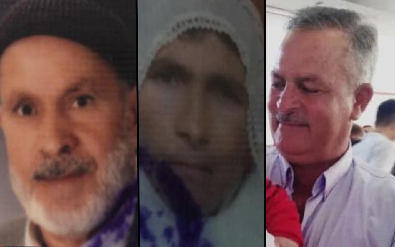 Mersin'de yürek yakan olay! 8 günde baba, anne ve oğul öldü