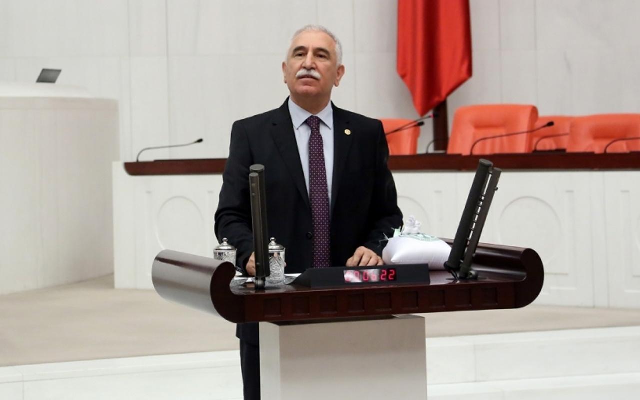 CHP'li Kadim Durmaz koronavirüse yakalandığını duyurdu