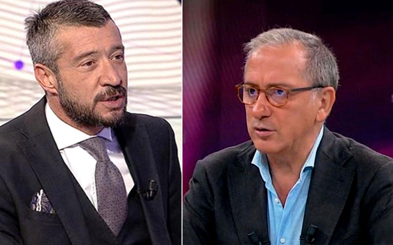 Fatih Altaylı'dan Tümer Metin'e torpil iddiası: Emirle oraya geldi
