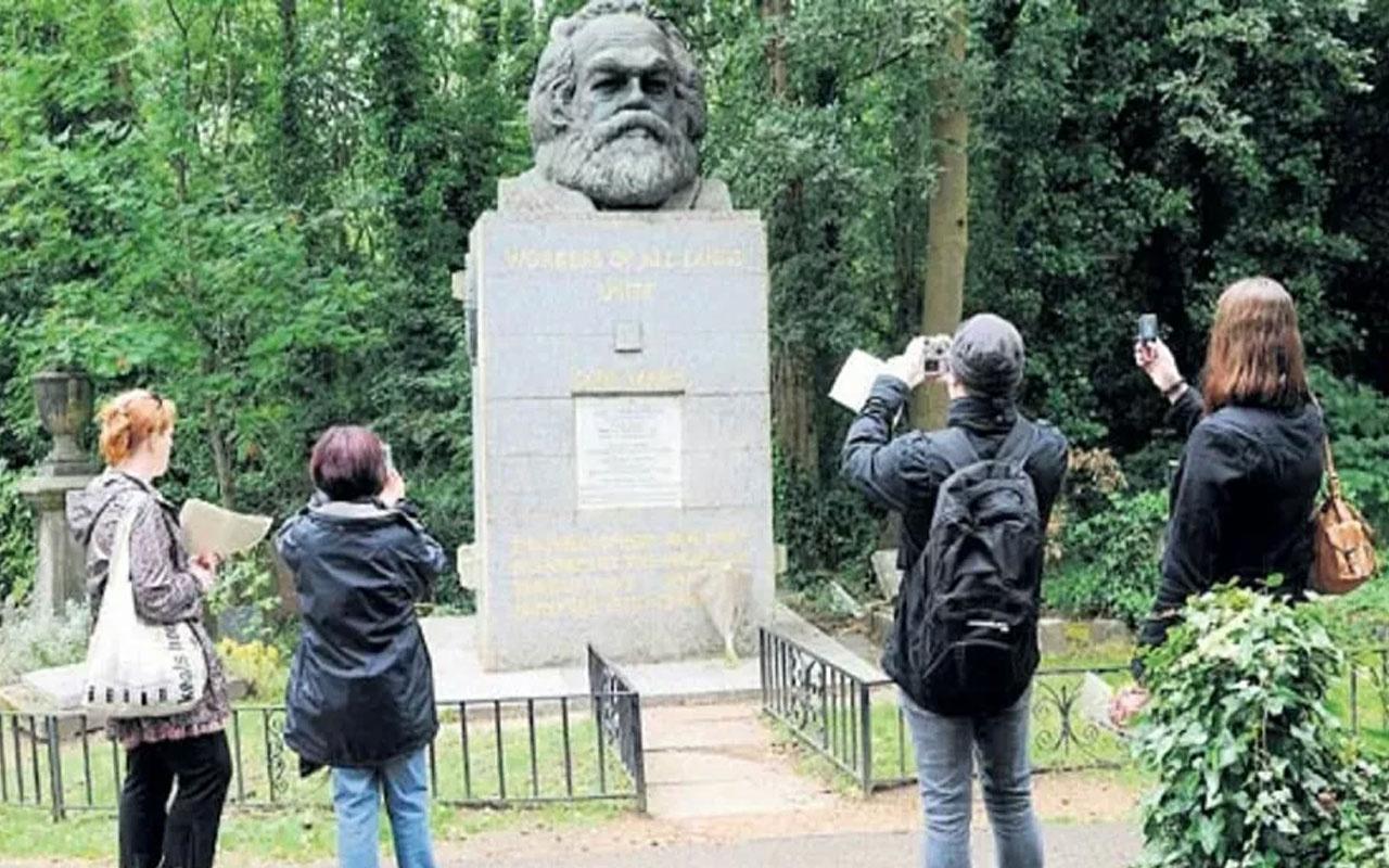 Tartışma yaratan karar! Marx'ın mezarı turizme açılıyor
