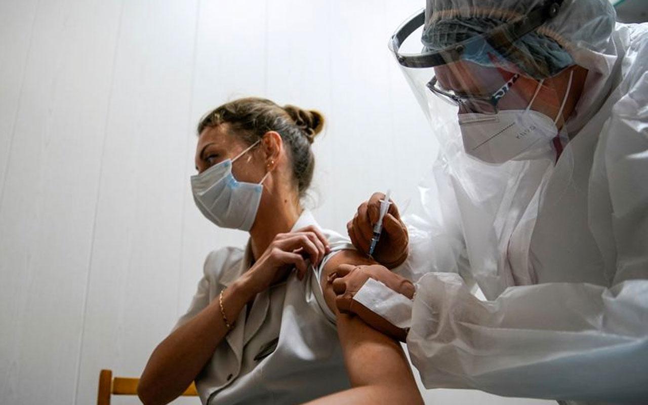 Sputnik V aşısı olan 20 kişi koronavirüse yakalandı