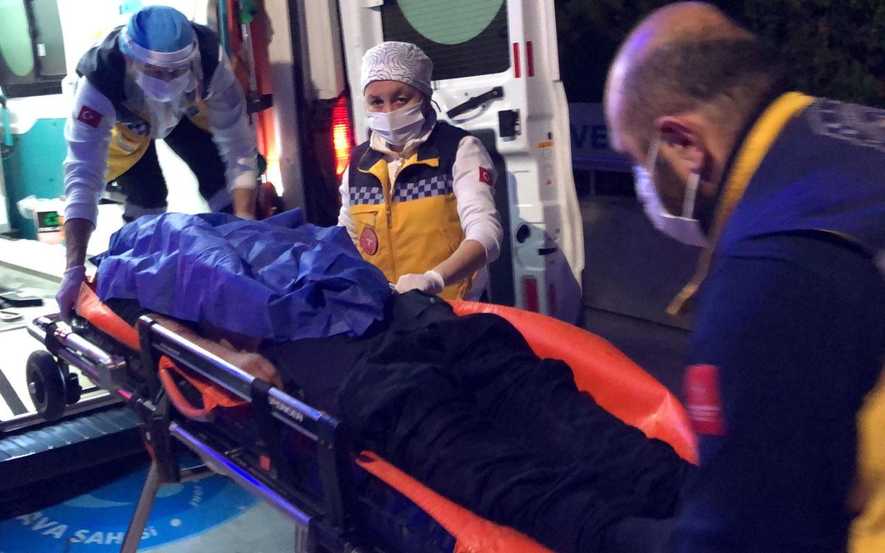 Kocaeli'de evinin olduğu sokakta cinayete kurban gitti