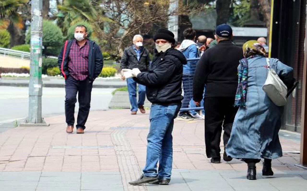 Günlük vaka sayısı 800'e ulaştı! Zonguldak'ta harita kıpkırmızı oldu