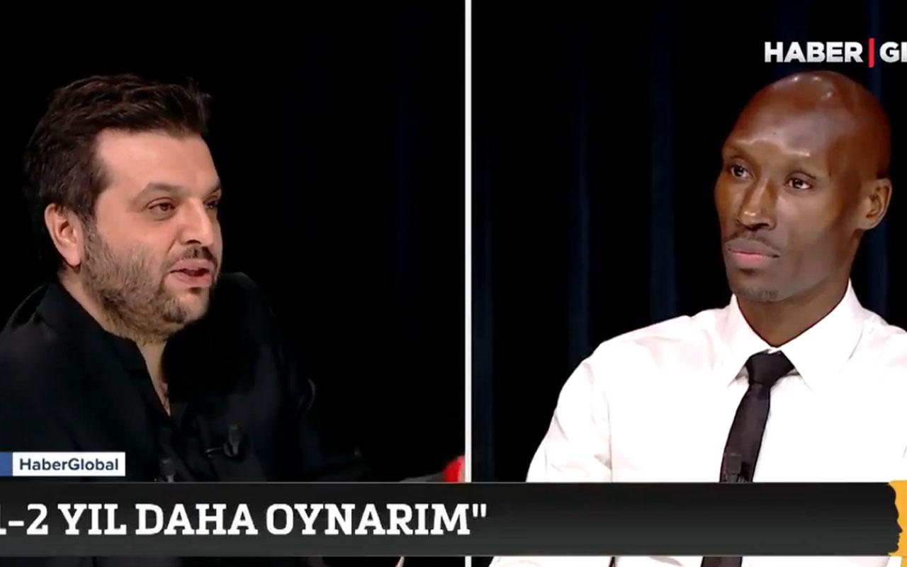 Atiba'dan 'Beşiktaş bu sene şampiyon olur mu?' sorusuna Türkçe yanıt!