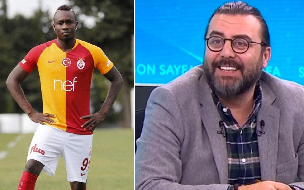 Emre Bol'dan 'ırkçı' Diagne yorumu: Senegal'de timsah yiyordu, geldi burada topçu oldu