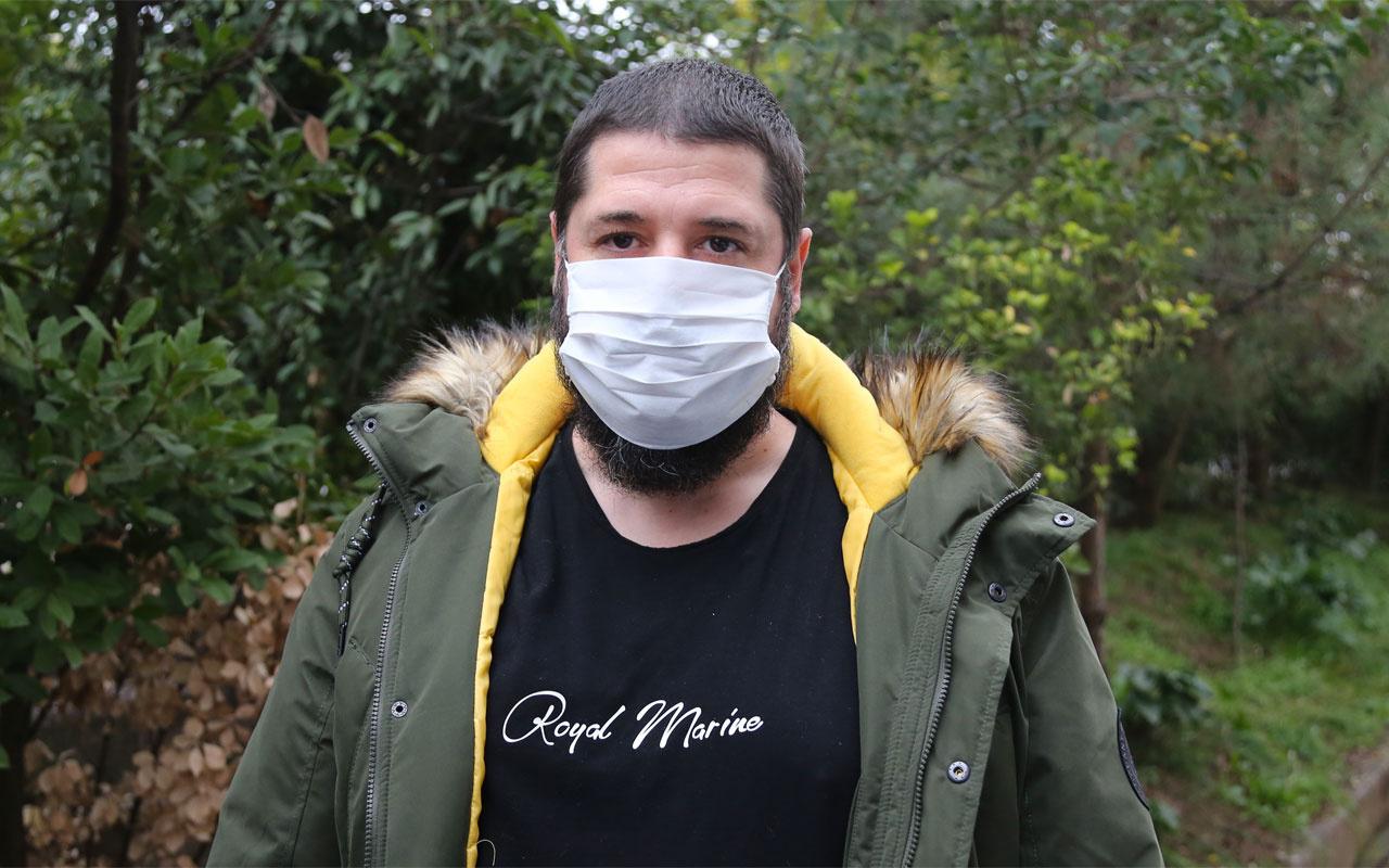 Kocaeli'de koronavirüse yakalanan kardeşi sokağa çıkınca polise şikayet etti