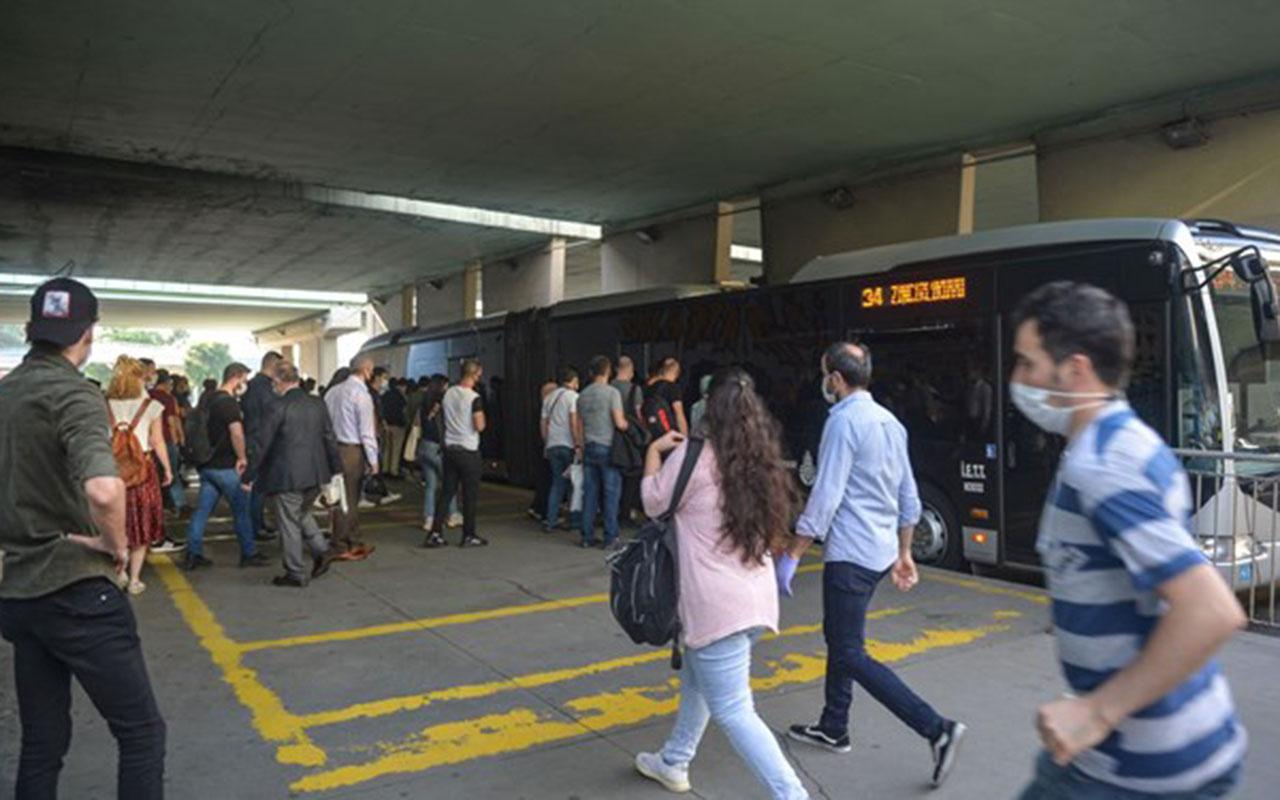 İstanbul'da toplu taşımada yeni önlemler! Metrobüs ve vapur saatleri değişti