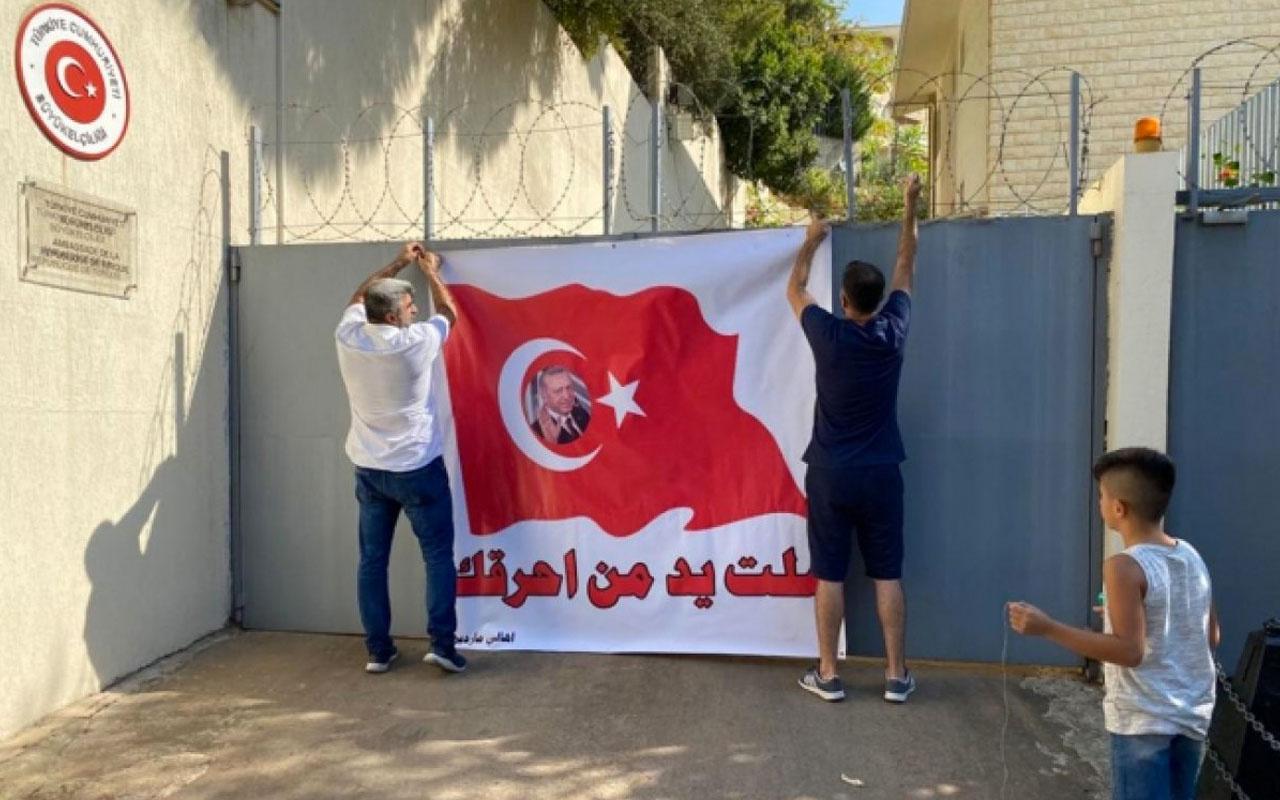 Lübnan Dışişleri Bakanı'ndan 'Türkiye iç işlerine karışıyor' iddiasına yanıt