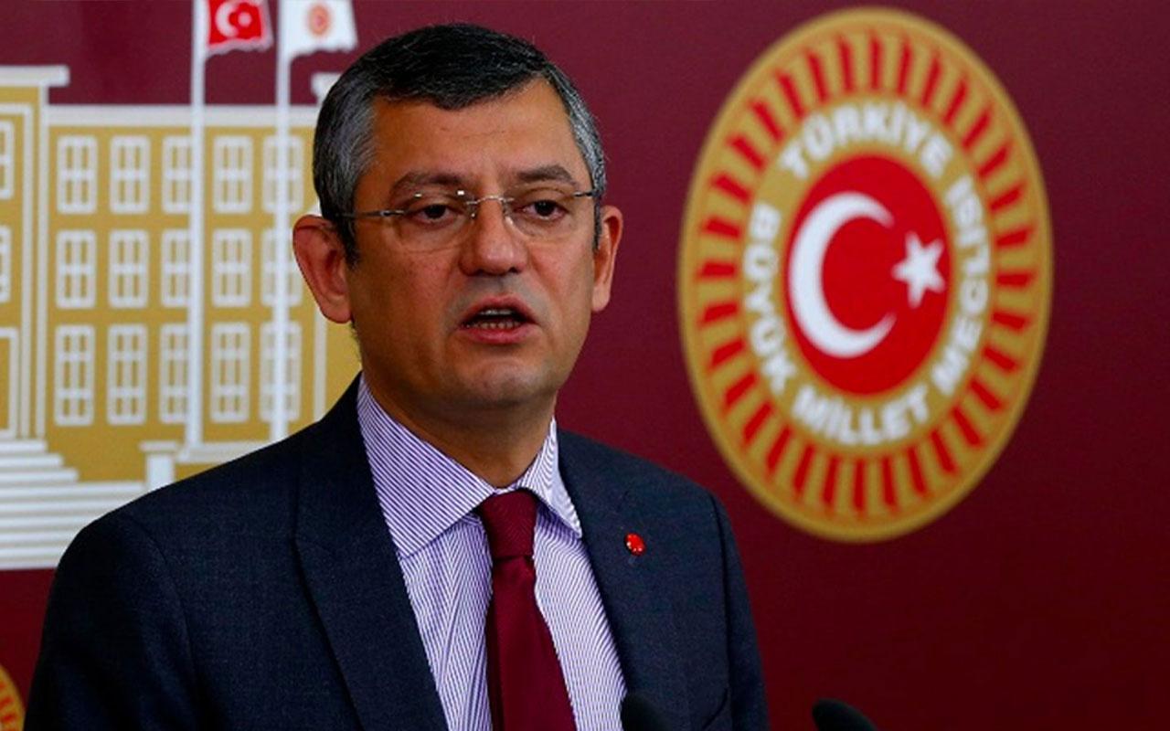 Özgür Özel'den Genelkurmay Başkanı'na 'ordu satıldı' yanıt: Dur paşam