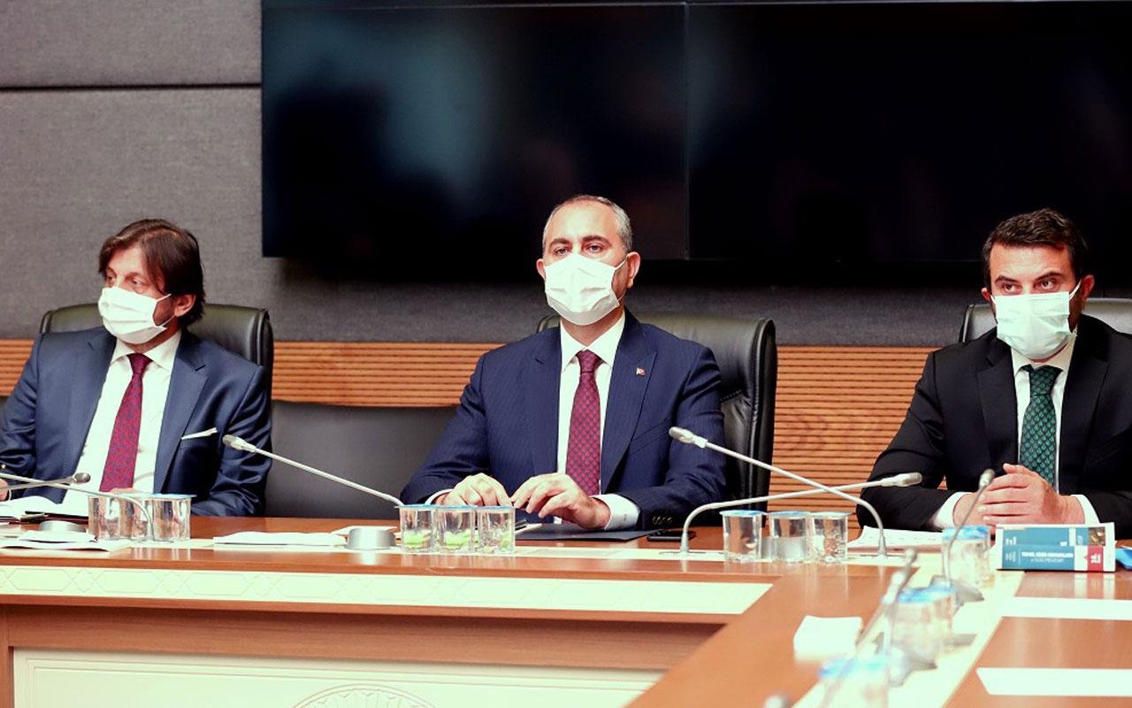Bakan Abdulhamit Gül'den atılacak yeni adımlarla ilgili açıklama