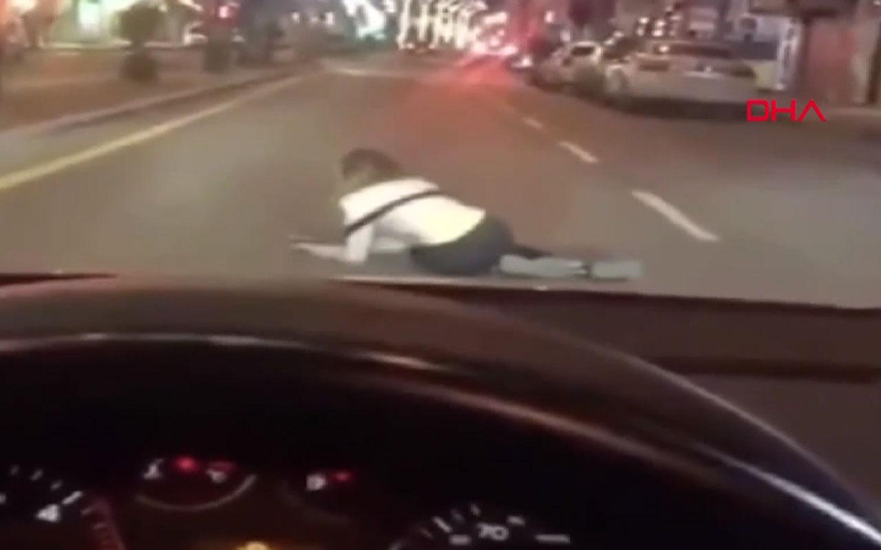 Van'da trafikte kadının yaptıkları şoke etmişti! Valilikten açıklama geldi