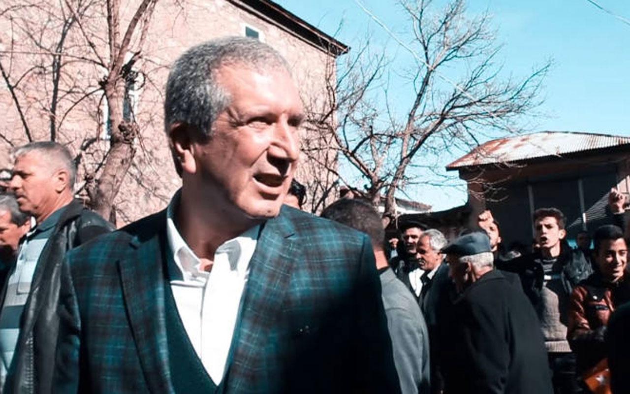 Çüngüş Belediye Başkanı Ali Suat Akmeşe Saadet Partisi'nden istifa etti