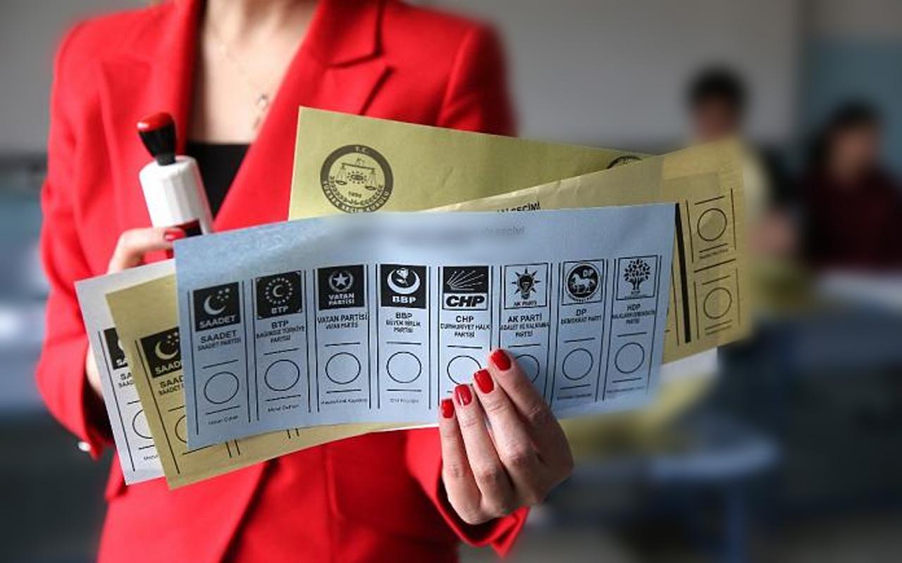 ORC'nin son seçim anketi olay! Sadece üç parti Meclis'e girebiliyor
