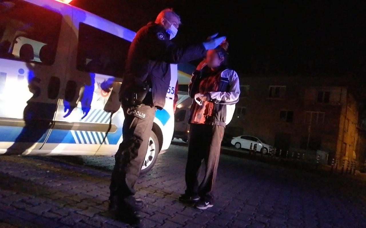 Aydın'da genç kadın ayakta zor durdu! Polise kök söktürdü