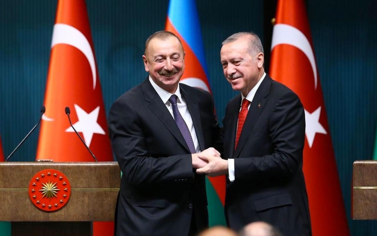 Cumhurbaşkanı Erdoğan Azerbaycan yolcusu! Aliyev'le görüşecek