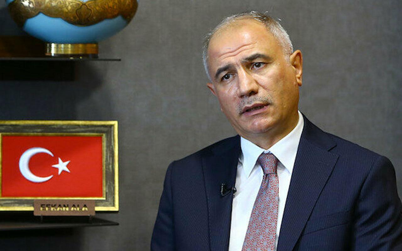 AK Partili Efkan Ala'dan Halkın Kurtuluş Partisi Genel Başkanı'na dava