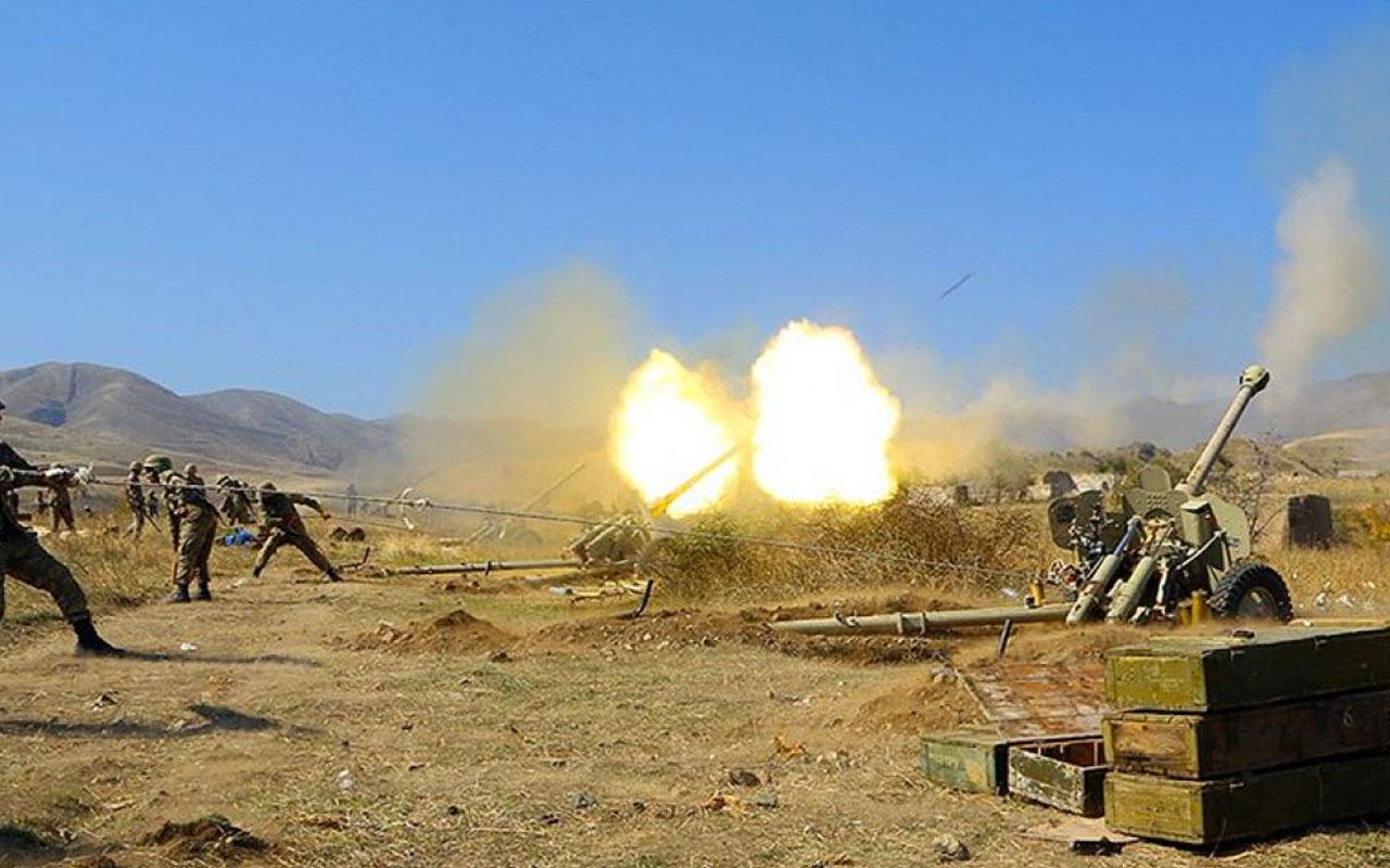 Azerbaycan Dağlık Karabağ'daki şehit sayısını açıkladı! 2 bin 783 asker
