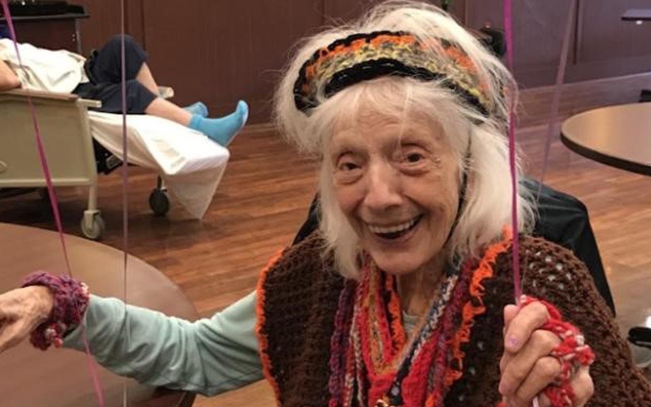 ABD 102 yaşındaki kadını konuşuyor! İki kez yendi rekor kırdı