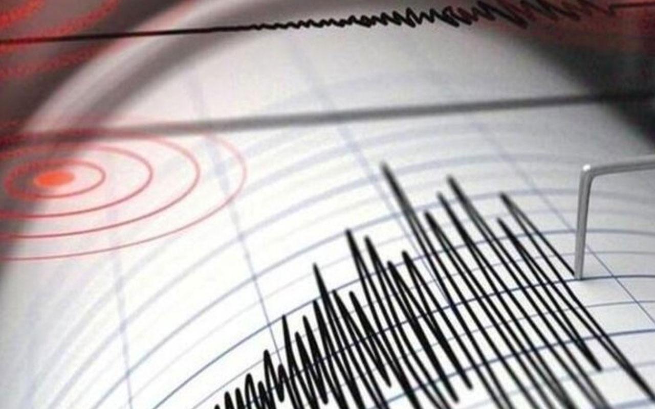 Kütahya Altıntaş'ta 3.4 büyüklüğünde deprem! Kandilli açıkladı