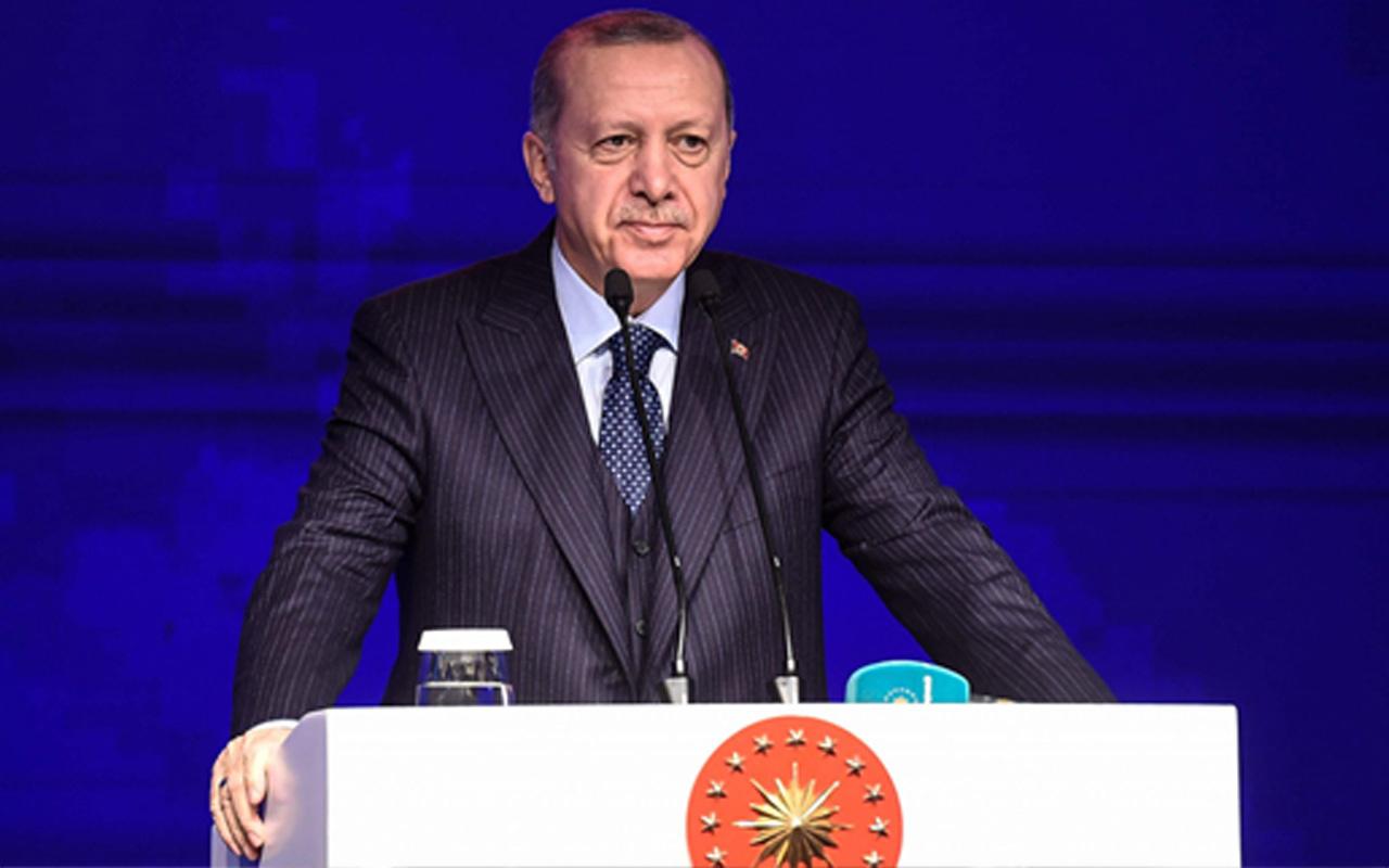 Cumhurbaşkanı Erdoğan'dan, CHP'ye 'tacizci' ve 'ordu Katar'a satılmıştır' tepkisi