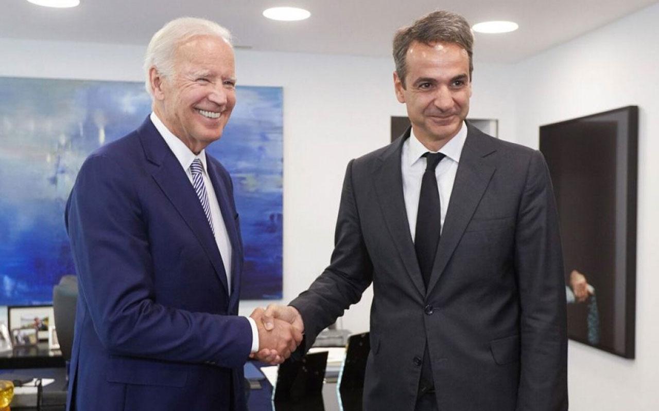 Foreign Policy: Yunanistan ve Kıbrıslı Rumlar, Biden'dan Türkiye'ye karşı destek istiyor