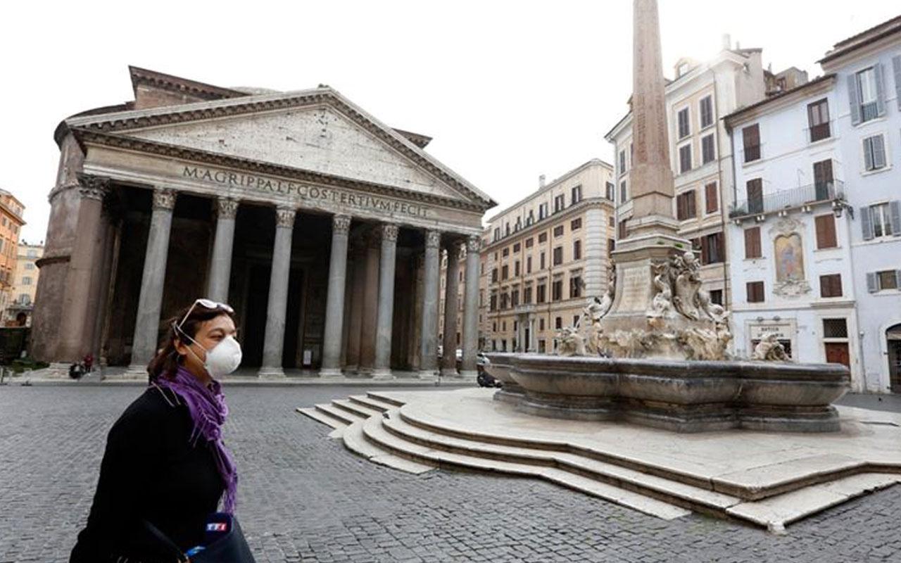 İtalya'da günlük koronavirüs vefat sayısı 993 ile rekor kırdı