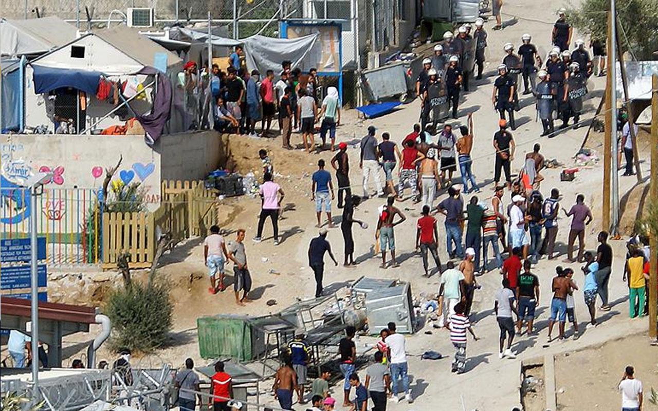 AB ile Yunanistan, Midilli Adası'nda yeni göçmen merkezi kuruyor