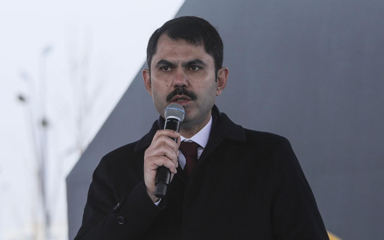 Çevre ve Şehircilik Bakanı Murat Kurum'dan Engelliler Günü mesajı