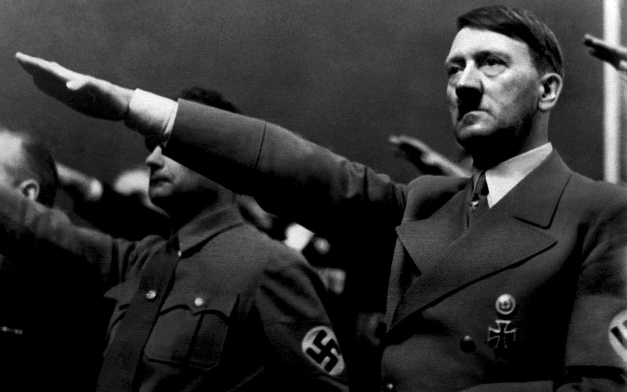 Adolf Hitler seçimi kazandı! Dünyaya hükmetme peşinde değilim