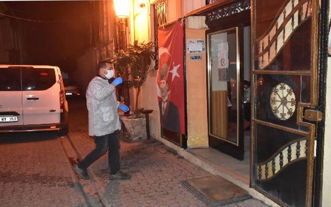 İzmir'de 7 yıldır aynı otelde kalan kişi odasında ölü bulundu! Ölüm nedeni bilinmiyor