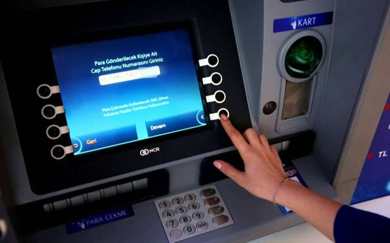 Hazine ve Maliye Bakanlığı'ndan ATM uyarısı
