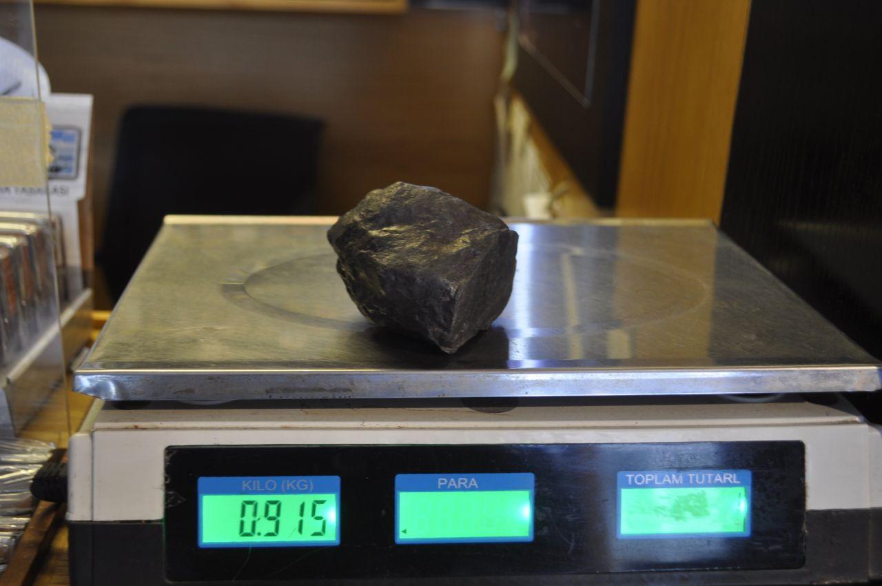 Muğla'da bu taşın gramının fiyatı dudak uçuklattı! Tadilat yaparken buldu