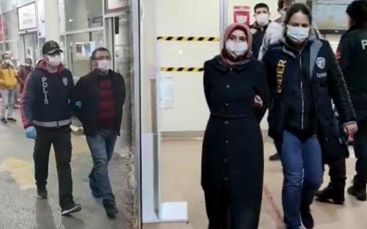 İzmir merkezli FETÖ operasyonunda 66 gözaltı! Türkiye sözde imamının damadı da yakalandı
