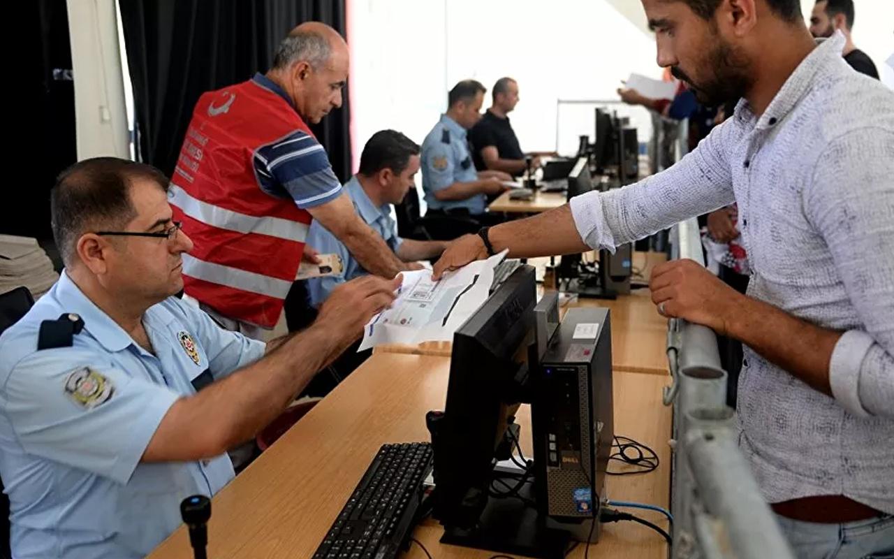Türkiye'de bulunan Suriyeli sayısı açıklandı