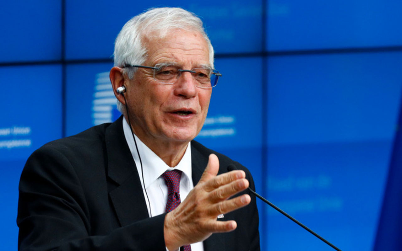 AB Temsilcisi Joseph Borrell'den AB Liderler Zirvesi öncesi Türkiye açıklaması