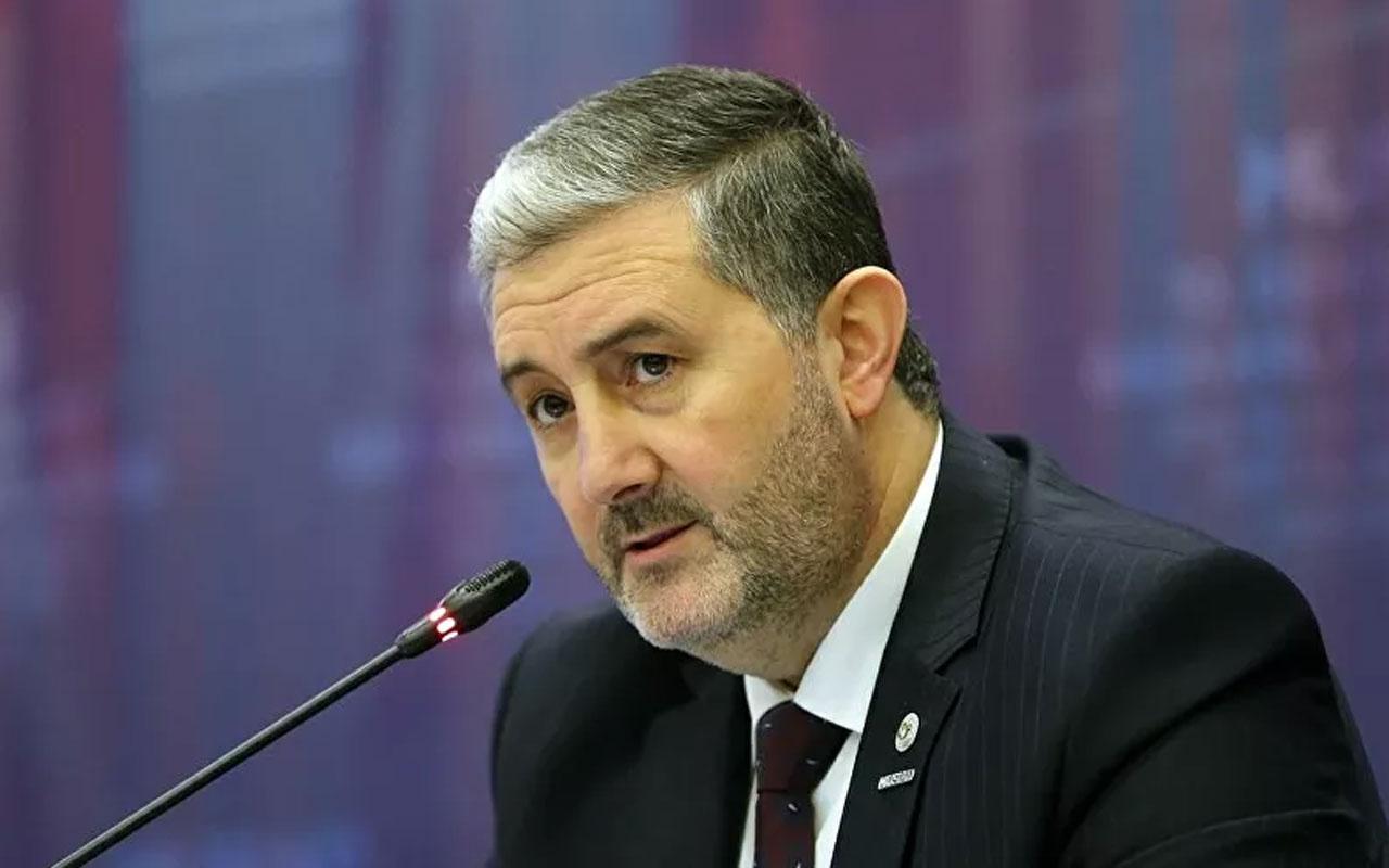 MÜSİAD Başkanı Kaan'dan yapısal reform çalışmasına destek açıklaması