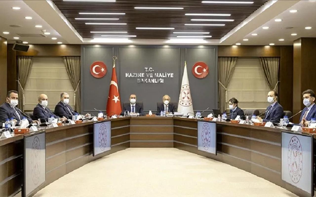 Hazine Bakanı Elvan ile Adalet Bakanı Gül'den iş dünyasıyla üçüncü buluşma