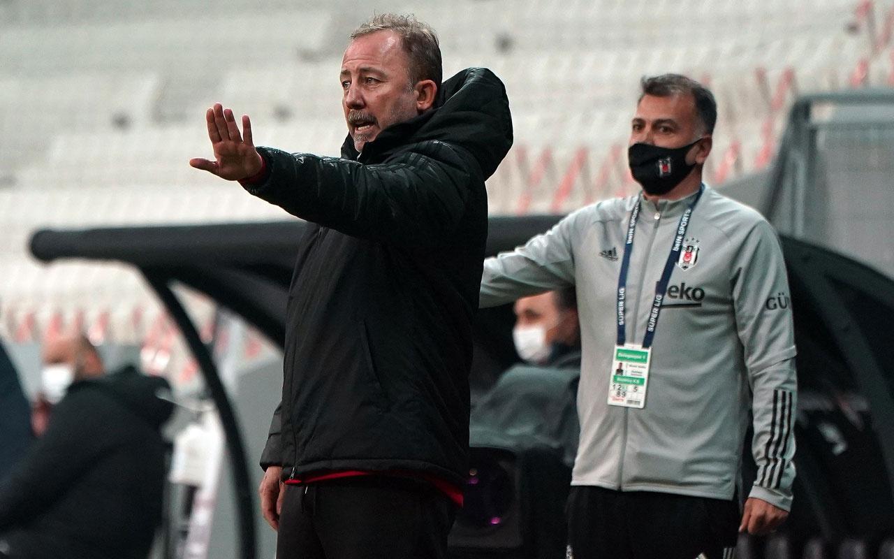 Sergen Yalçın, Beşiktaş'ta devam edecek mi?