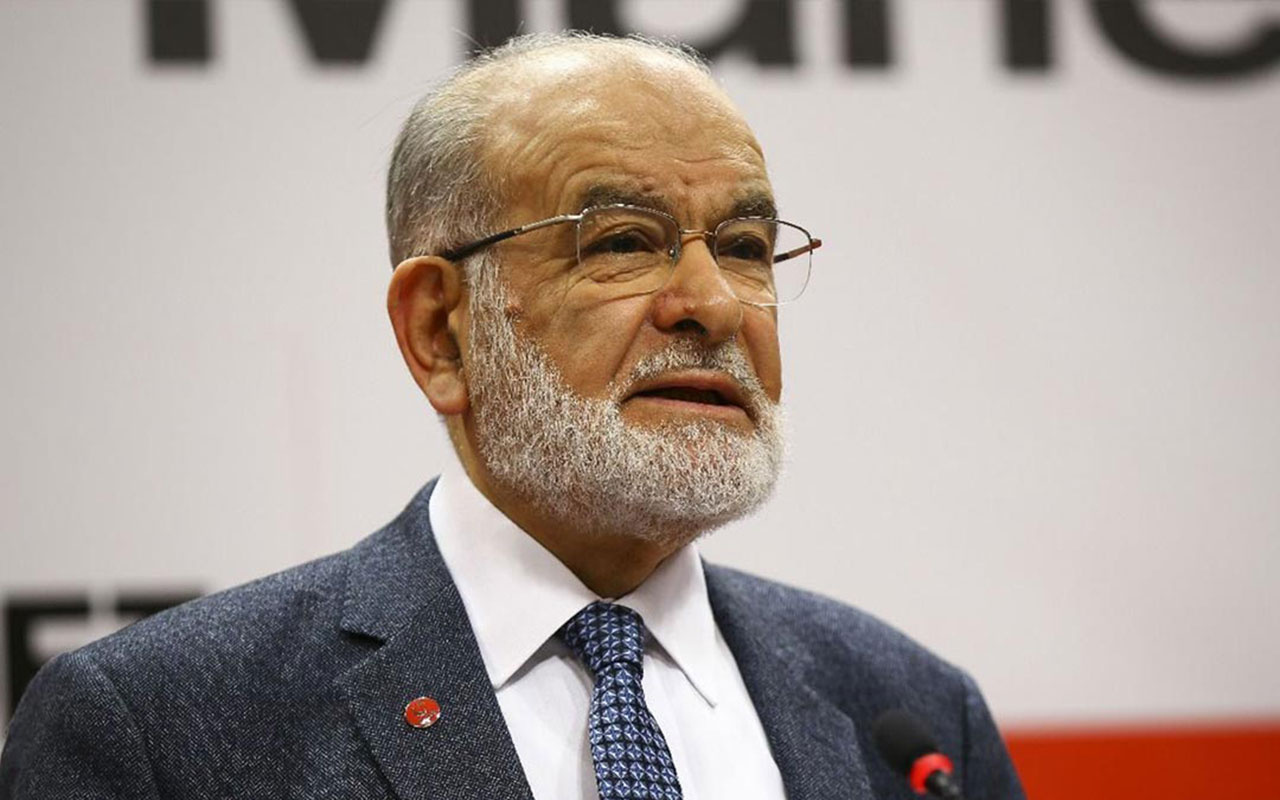 Saadet lideri Temel Karamollaoğlu: Telefonlarımız ve bulunduğumuz mekanlar dinleniyor