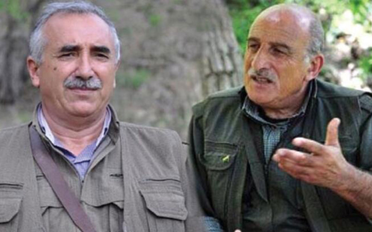 PKK'da korku ve panik her yeri sardı! Murat Karayılan ve Duran Kalkan itiraf ettiler